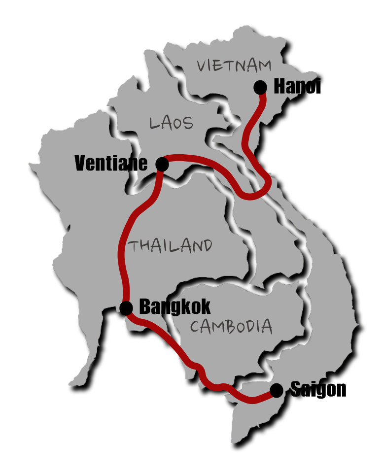 Map-Indochina